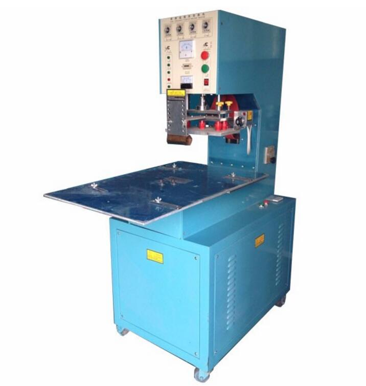 Small High Frequency PVC Plastic Sheet Welding Machine for Sale