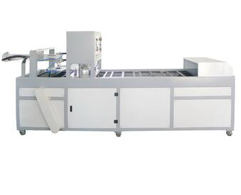 Cream used high speed semi automatic tube filling sealing machine