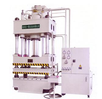 Y28 Series 4-column Double-action Hydraulic Press Machine