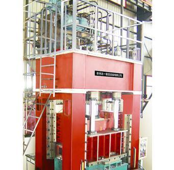 Y28F Series H Framework Double-action Hydraulic Press Machine