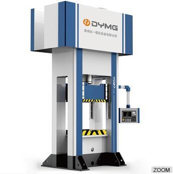 YD34 H Three-beam four-post type Framework Hydraulic Press