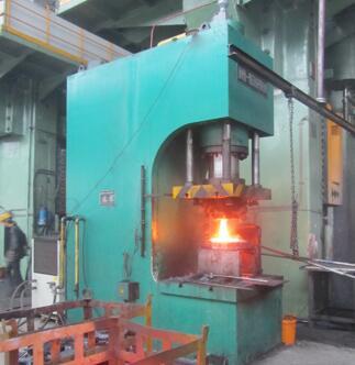 YD41 C Frame 40ton - 1250ton 11KW-400KW Hydraulic Press