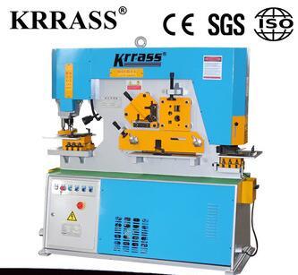 QC35Y-16 China hydraulic punching and shearing machine,round corner cutter machine