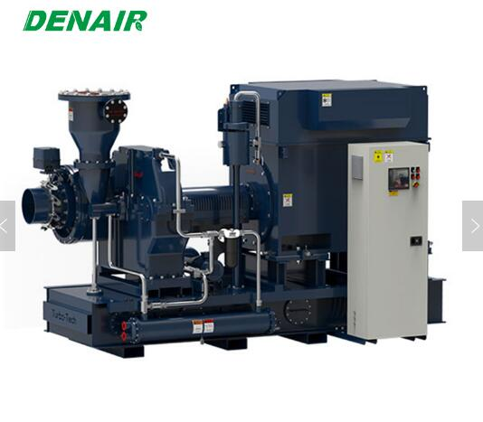 Factory 100% oil free centrifugal air compressor