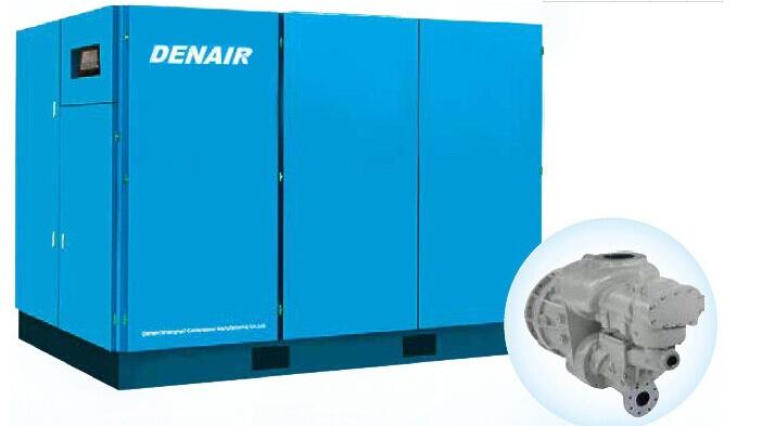 High Pressure Energy Screw Air Compressor