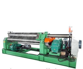Save cost Single-head metal tube rolling machine