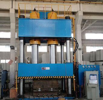 630t 3150 KN hydraulic press machine flat punching press