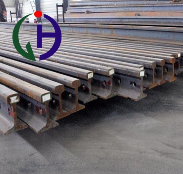 High tensile strength light steel rail