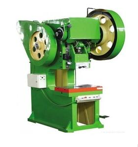J23 16T 40T 63T power press mechanical punching press machine for steel hole punching