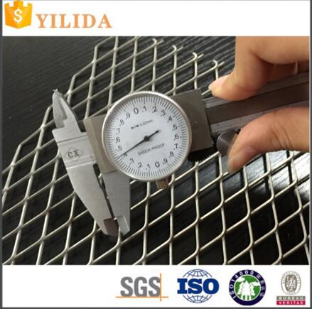 brand new electro-galvanized expanded metal mesh