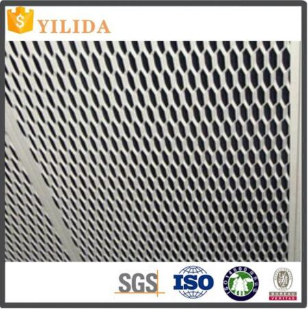 brand new concrete reinforcing expanded metal mesh