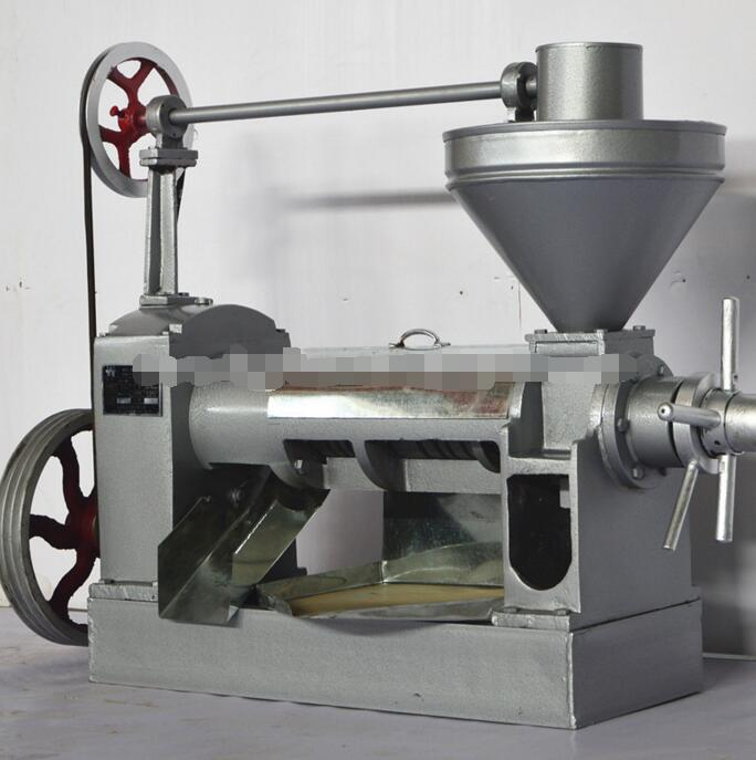 Henan 6YL-80 small capacity oil pressing machine