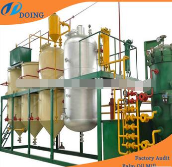 Complete set palm oil pressing machine,palm oil extraction machine with factory price In China