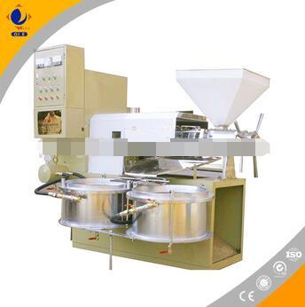 2017 new design sunflower oil pressing machine