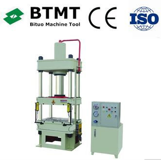 Brand new Y32 Series auto parts steel door panel hydraulic press machine with high quality