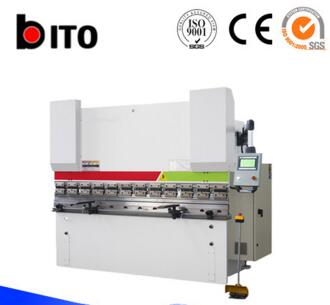 bituo 125T 4000mm door frame press brake with TP7 control system