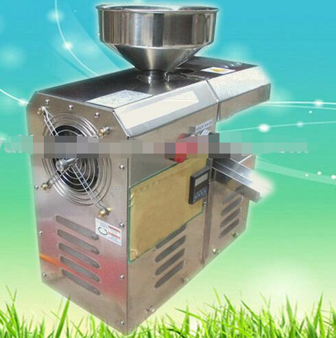 Vegetable Seeds Oil Press/Home Use Oil Press Machine/Oil Pressing Machinery