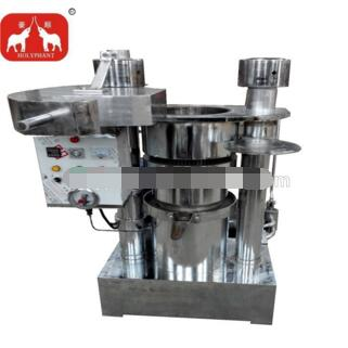 40 Years Experience Professional Manufacturer Hydraulic sesame oil making machine