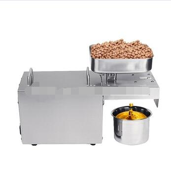 NEW LY-169 small cold mini oil press machine home used for sesame,peanut,olive