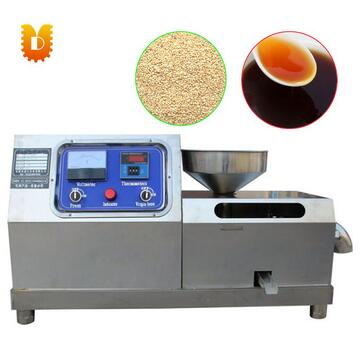 sesame oil making machine/sesame peanut oil pressing machine