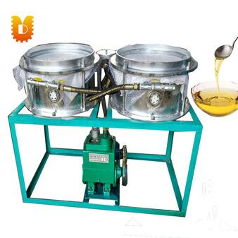 edible oil filtering machine/double jar oil filter