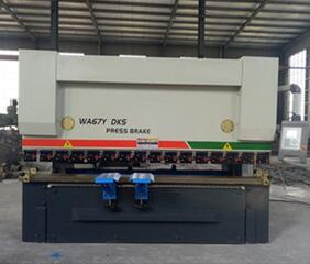 High quality door frame hydraulic press brake , stainless steel sheet bending machine