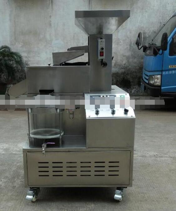 High-end Version Cold Pressed Coconut Oil/ Coconut Oil Pressing Machine