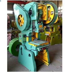 high quality 100 ton mechanical power press ,sheet metal hole punching machine