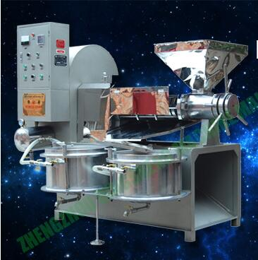 high quality oil pressing machine/oil mill machinery