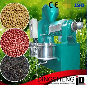 ZL-150 big capacity cottonseed hot oil pressing machine