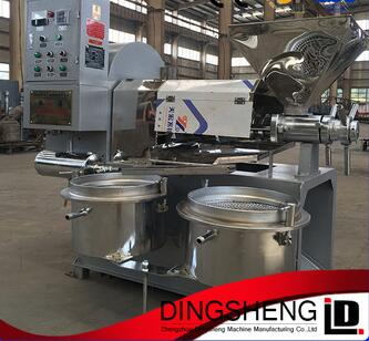 FACTORY PRICE soybeans/ screw oil press machine/sunflower oil pressing machines