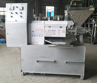 Big capacity screw oil press cotton seed oil pressing machines