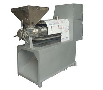 cold/hot pressing screw oil press machine with vacuum filter