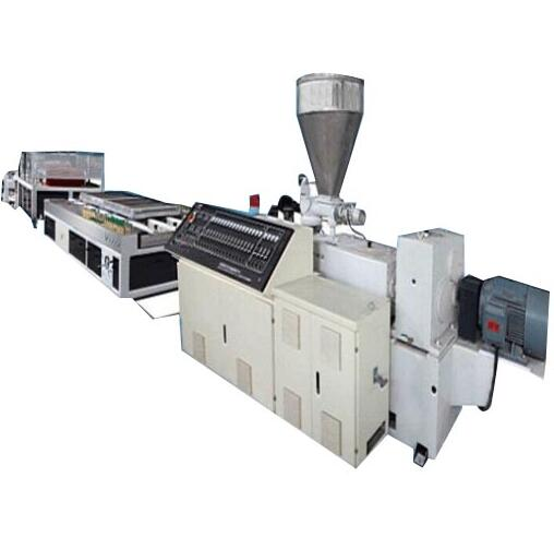 High quality kitchen cabinet door making machines,PVC/WPC board production line