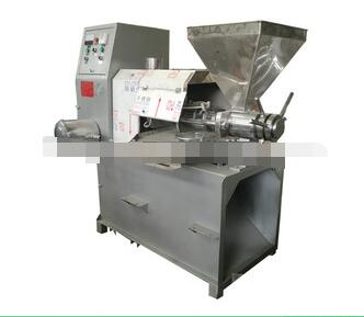 100KG/H nut cold press almond oil extraction machine press