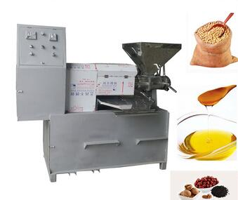 High quality sesame oil press/sesame oil making extraction machine