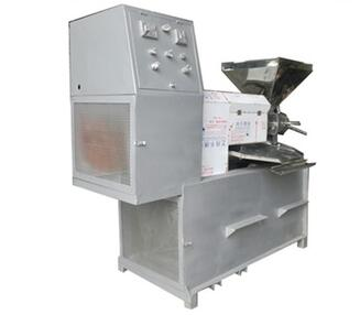 200KG/H screw cold pressed rice bran oil press machine
