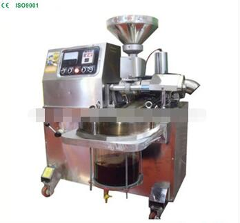 commercial almond oil press/oil extraction/oil expeller machine