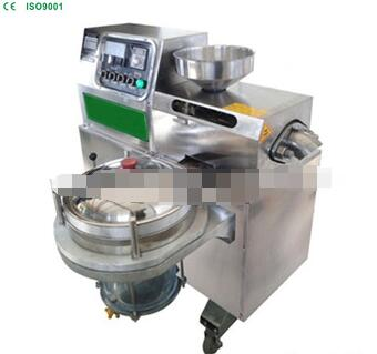 commercial soybean oil press/oil extraction/oil expeller machine