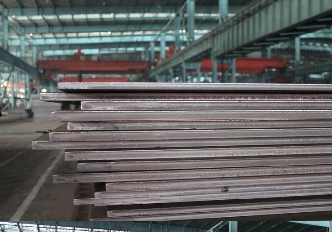 cold rolled structure steel sheet in carbon plate