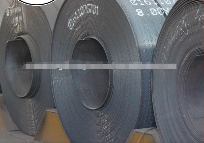 High quality chequered carbon steel plate