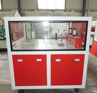 High efficiency upvc windows doors machine of long lifespan