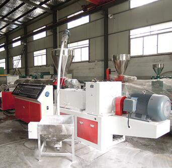 Stable performance window door profile production line for water supply