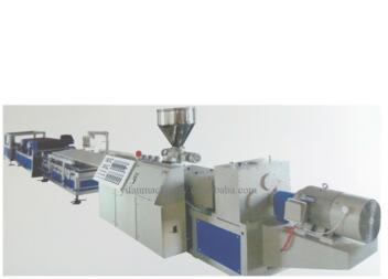 SEMI-AUTOMATIC PVC WPC DOOR BOARD PRODUCTION LINE