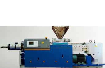 SJP SERIES COUNTER-ROTATING PAPALLEL TWIN SCREW EXTRUDER