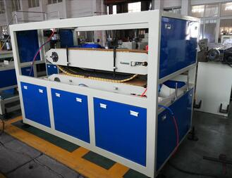 LIANSHUN machinery WPC profile making machine