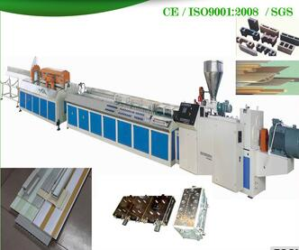 Yongshun brand plastic machine for plastic ceiling machinery