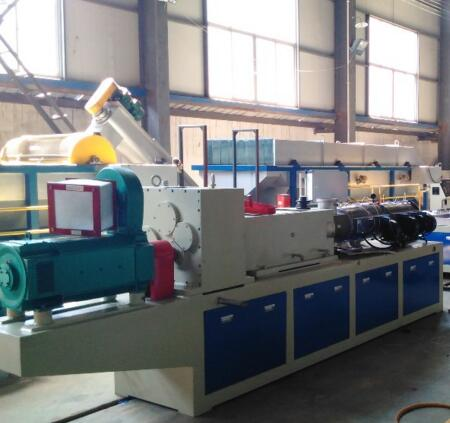 PVC door board extrusion machine / door frame machine