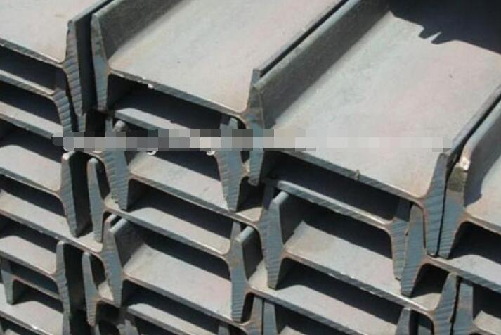 Fence posts in steel H-beams with cheap price