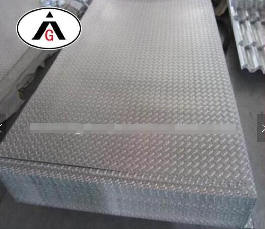 High quality hot rolled chequered steel plate